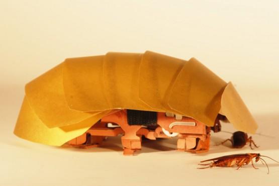хлебарка-робот